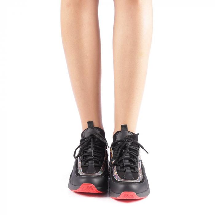 Pantofi sport dama Nikol negri 3