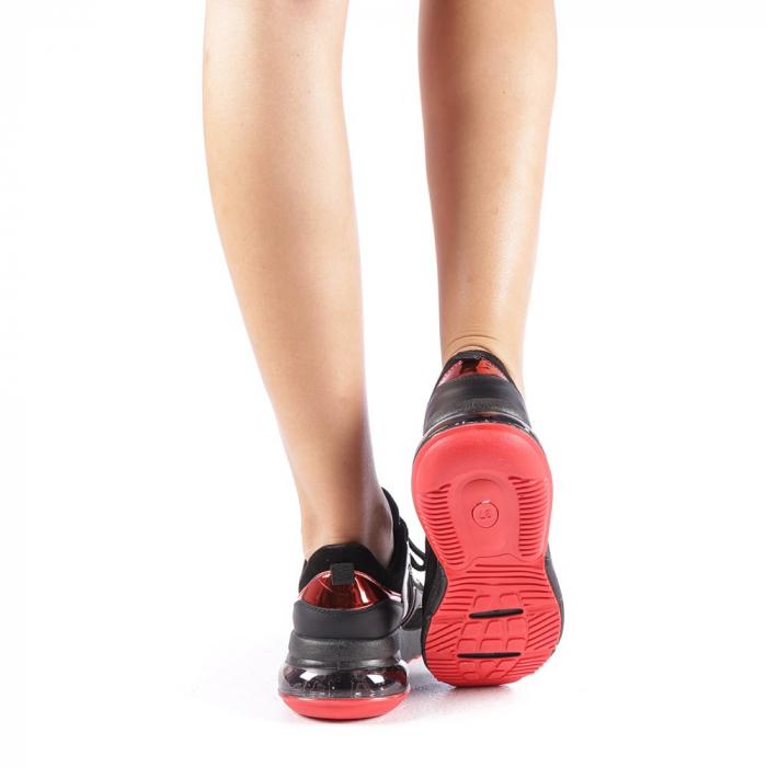 Pantofi sport dama Nikol negri 2