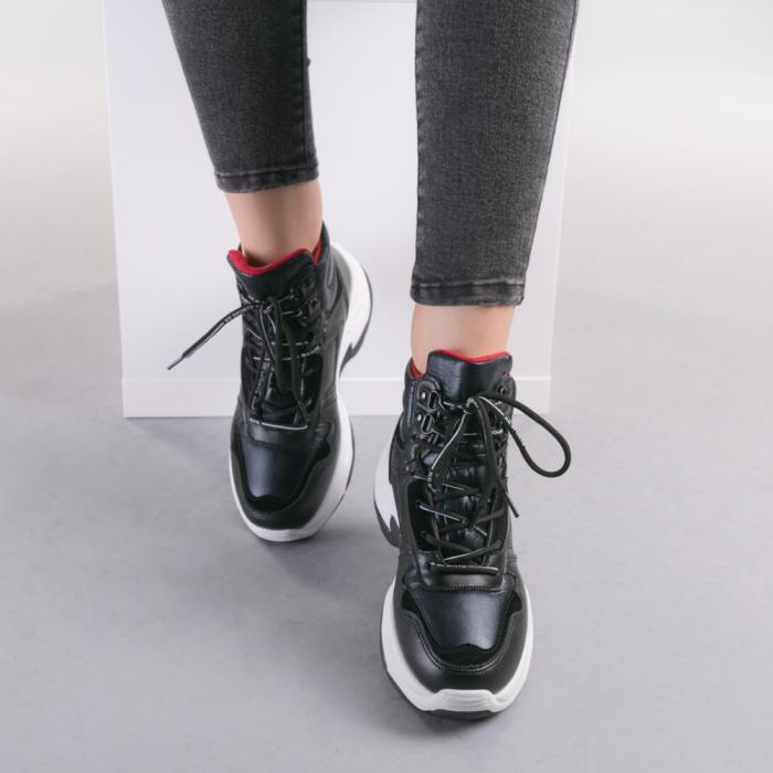 Pantofi sport dama Nini negri 1