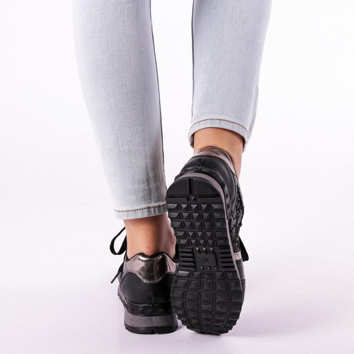 Pantofi sport dama Olena negri 2