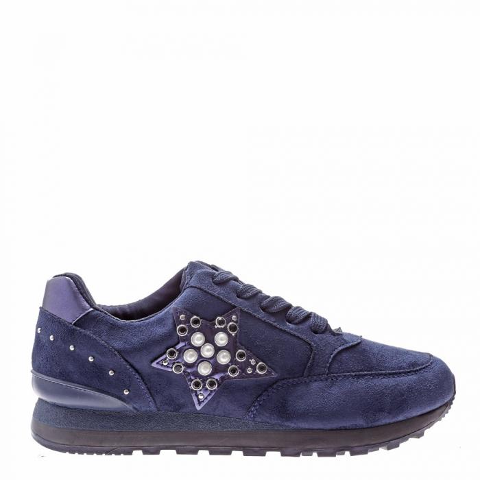 Pantofi sport dama Onora albastri 1