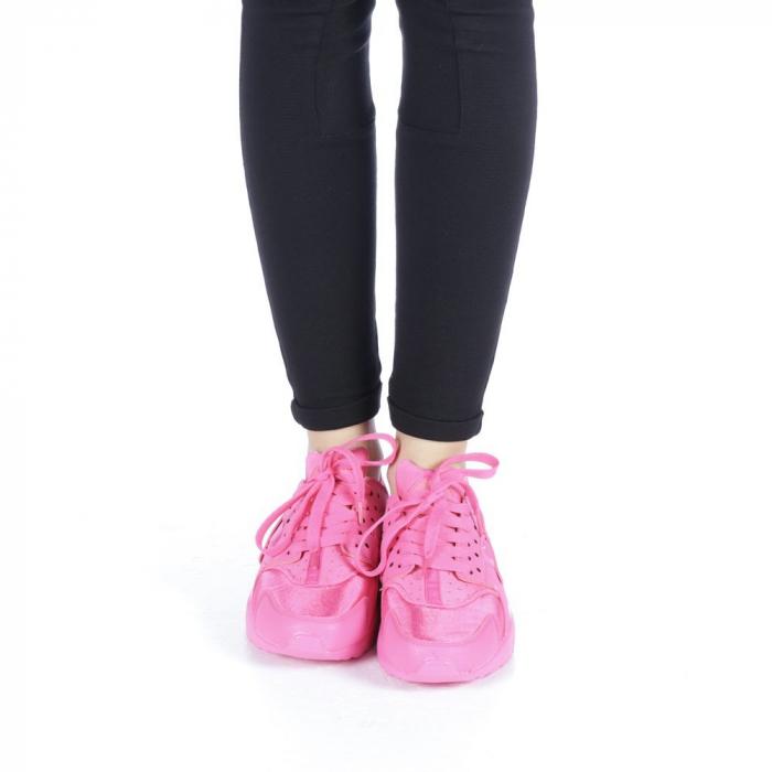 Pantofi sport dama Polina roz 4