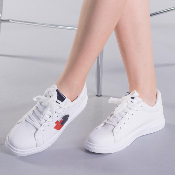 Pantofi sport dama Rosa rosii 0