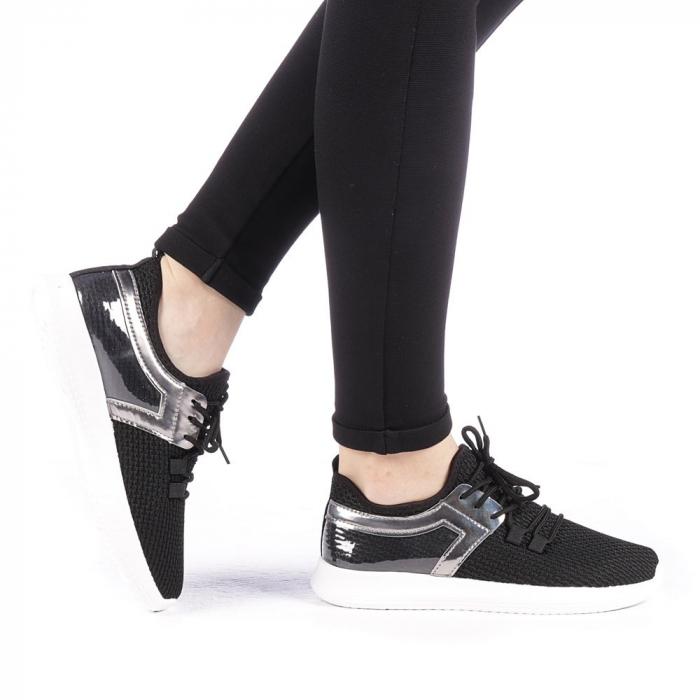 Pantofi sport dama Setena negri 0
