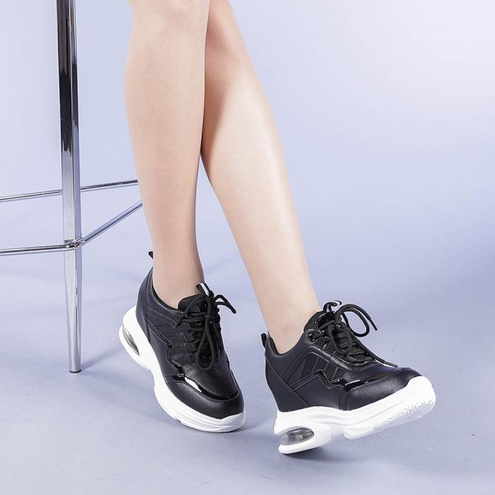 Pantofi sport dama Tameea negri 1