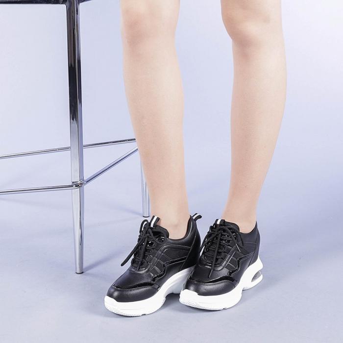 Pantofi sport dama Tameea negri 2