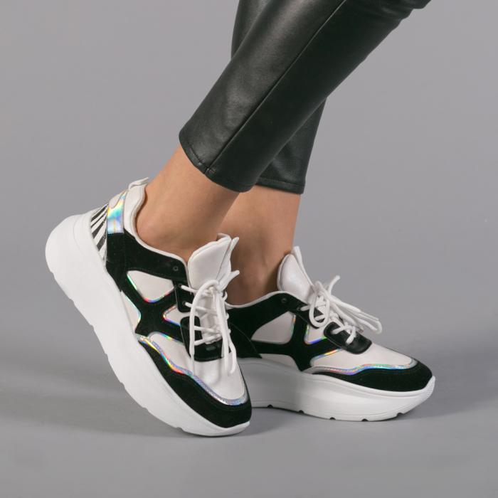 Pantofi sport dama Tana negri 2