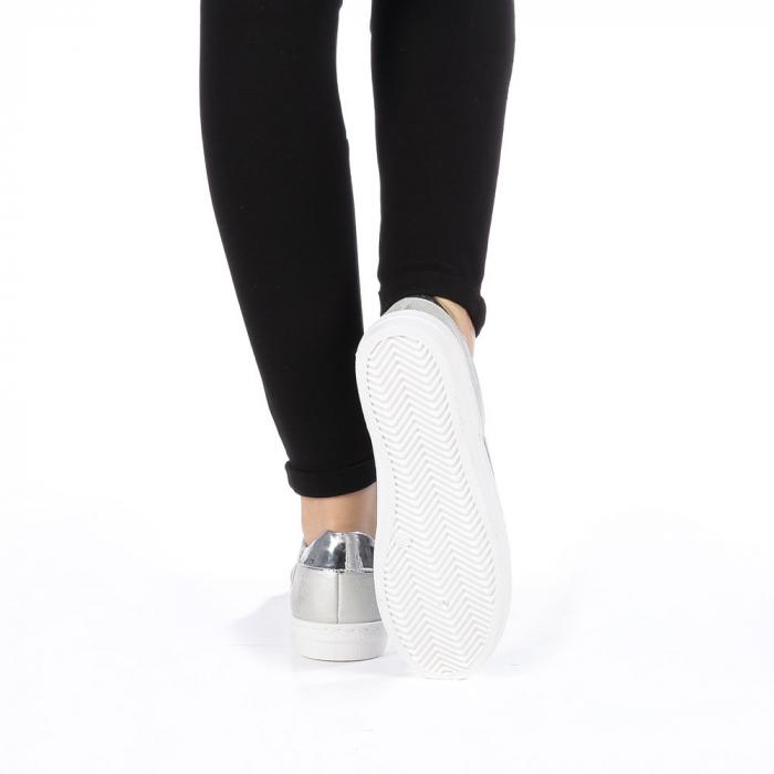 Pantofi sport dama Tarina gri 3
