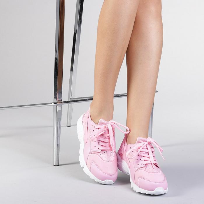 Pantofi sport dama Winifred roz 1
