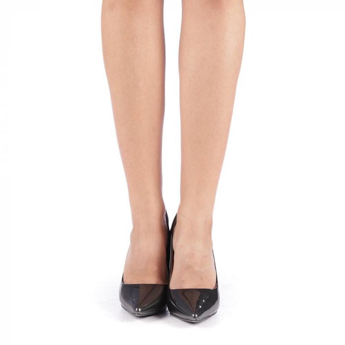 Pantofi stiletto Alicia negri 3
