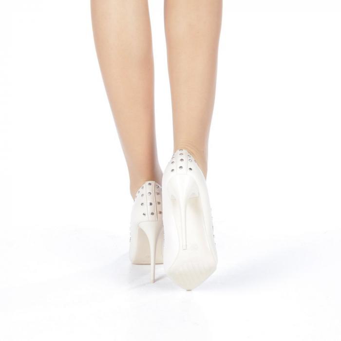 Pantofi stiletto Daiana nude 3
