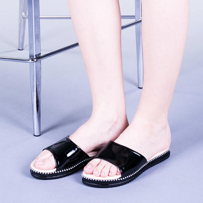 Papuci dama Agripina negri 2