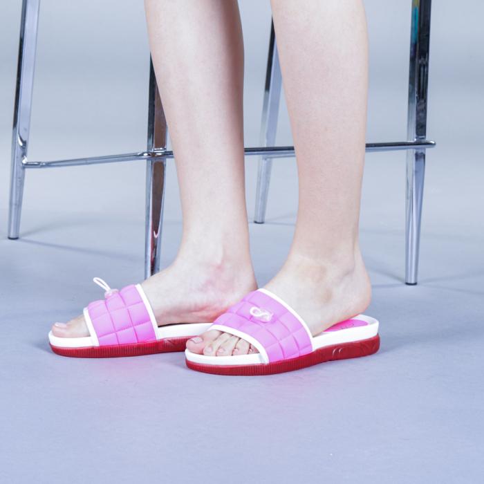 Papuci dama Corina fuchsia 0
