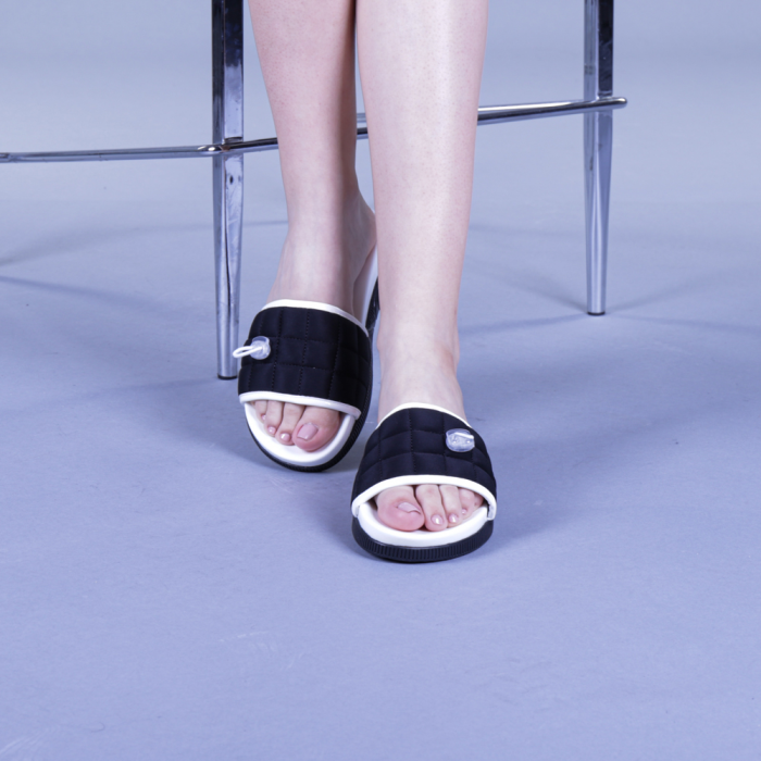 Papuci dama Corina negri 1