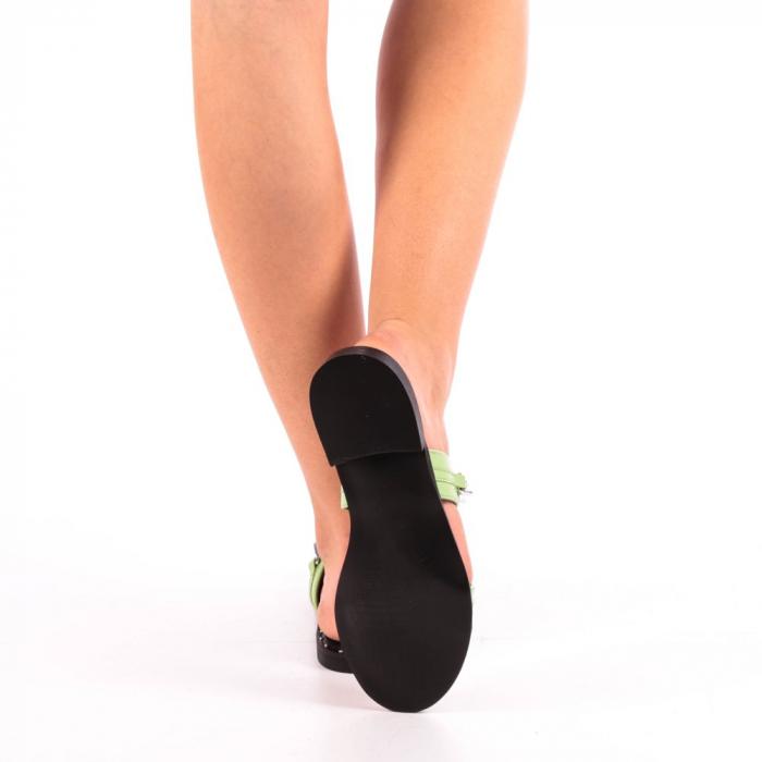 Papuci dama Daria verzi 2