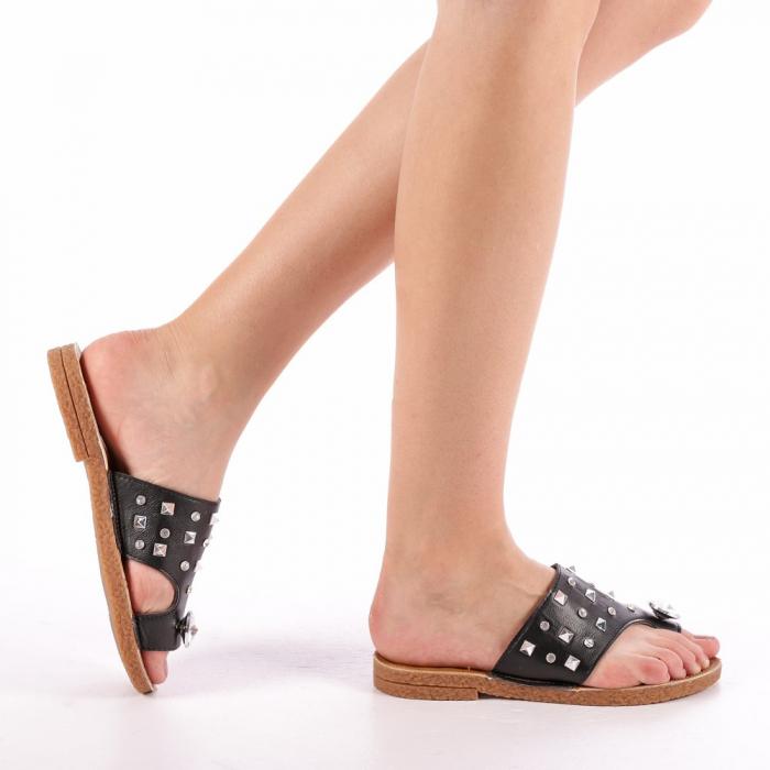 Papuci dama Gia negri 0