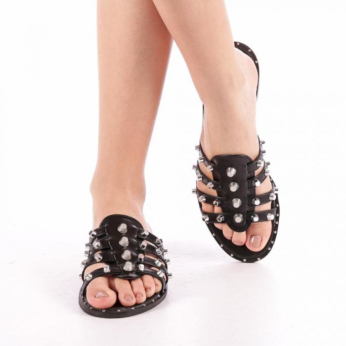 Papuci dama Iolanda negri 4