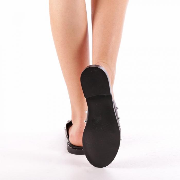 Papuci dama Lorena negri 2