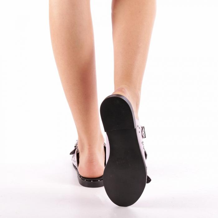 Papuci dama Luciana mov 2