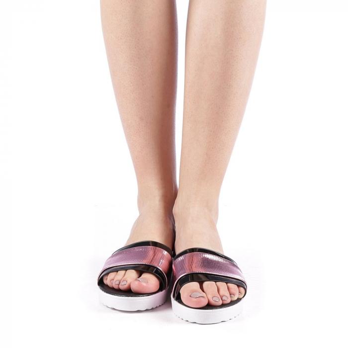 Papuci dama Minoda roz 4