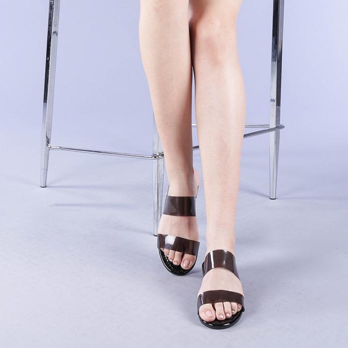 Papuci dama Morna negri 1