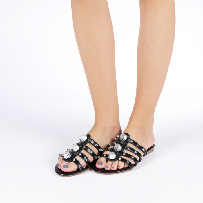 Papuci dama Penelope negri 2