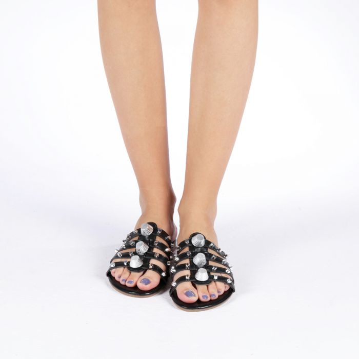 Papuci dama Penelope negri 3