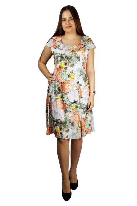 Rochia-Larisa-vaporoasa-cu-imprimeu-floral-01 1