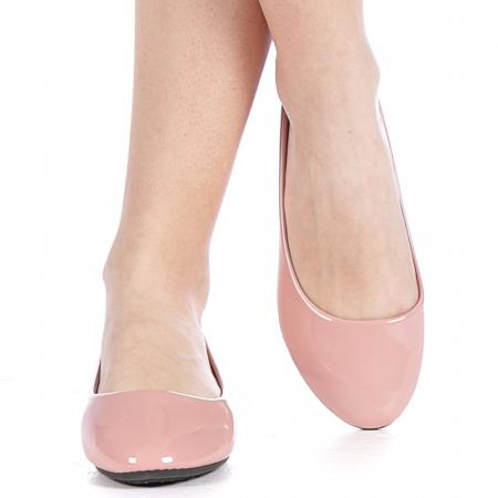Balerini dama Niama roz1