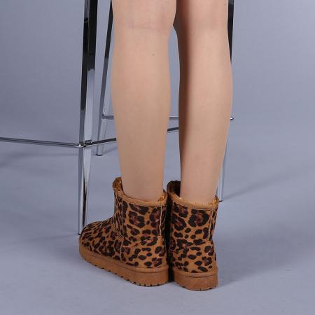Cizme dama Trusha leopard3