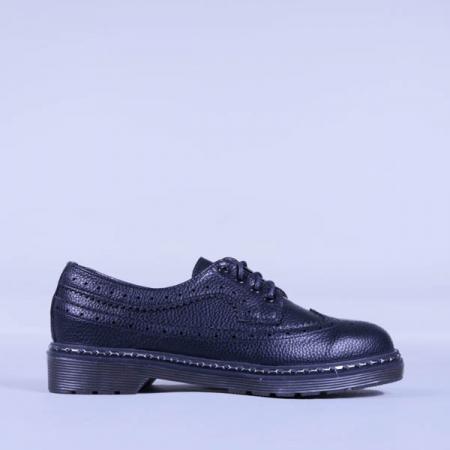 Pantofi casual dama Angela negri0