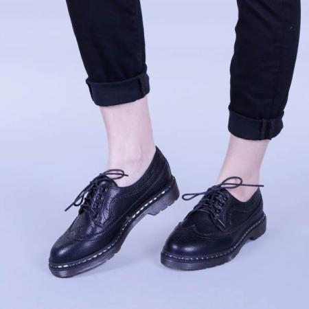 Pantofi casual dama Angela negri1