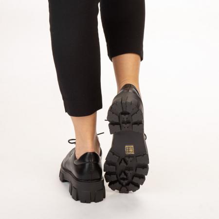 Pantofi casual dama Regan negri3
