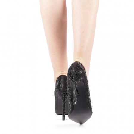 Pantofi dama Adripo negri3