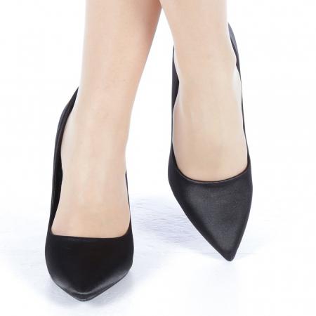 Pantofi dama Antonina negri1