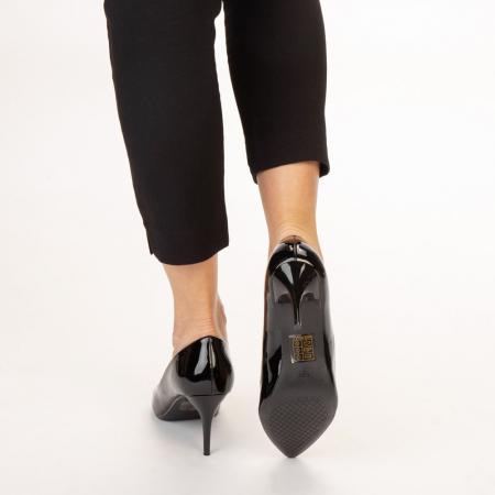 Pantofi dama Avice negri3