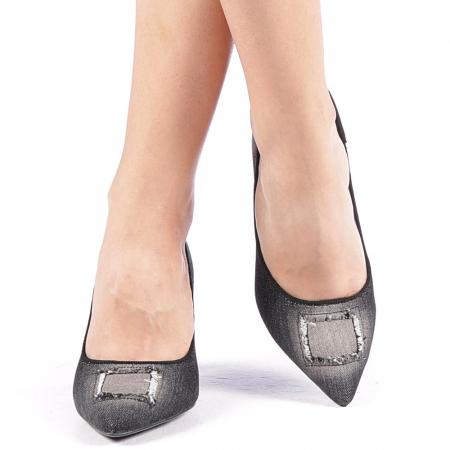 Pantofi dama Emira negri4