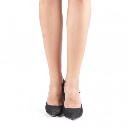 Pantofi dama Erica negri3