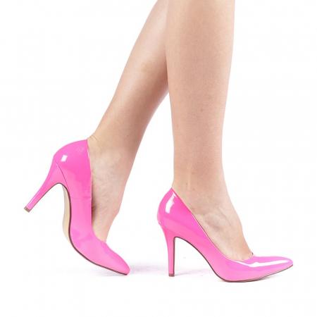 Pantofi dama Exoca fuchsia0