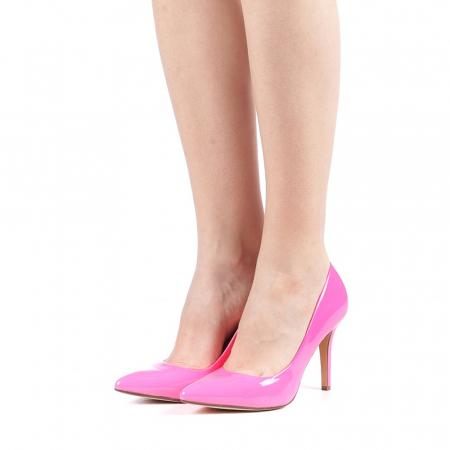 Pantofi dama Exoca fuchsia2