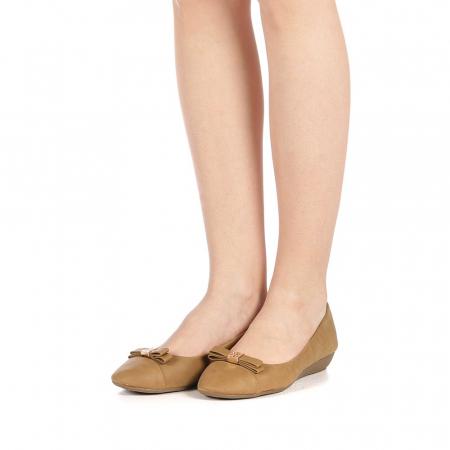 Pantofi dama Gheraso maro2