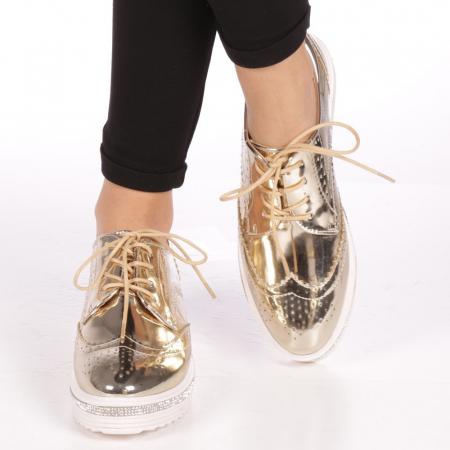Pantofi dama Jaya aurii2