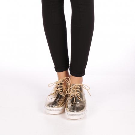 Pantofi dama Jaya aurii1