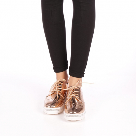 Pantofi dama Jaya nude1