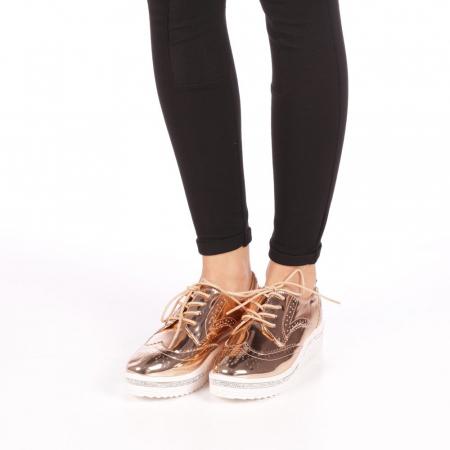 Pantofi dama Jaya nude3