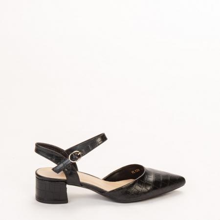 Pantofi dama Leela negri0