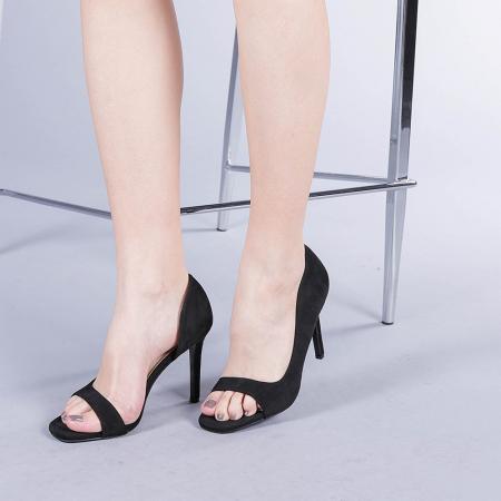 Pantofi dama Louanna negri2