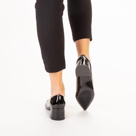 Pantofi dama Margi negri3