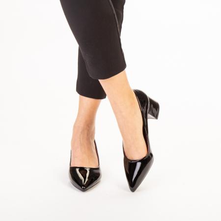 Pantofi dama Margi negri1