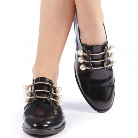 Pantofi dama Meliora negri4